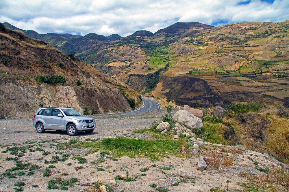 Traumhaftes Andenhochland