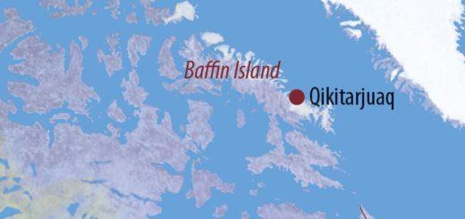Karte Reise Kanada | Nunavut Eisbären und Gletscher auf Baffin Island 2020