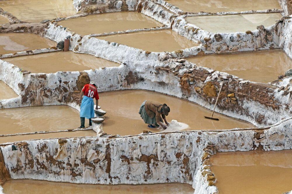 Salineras in Maras