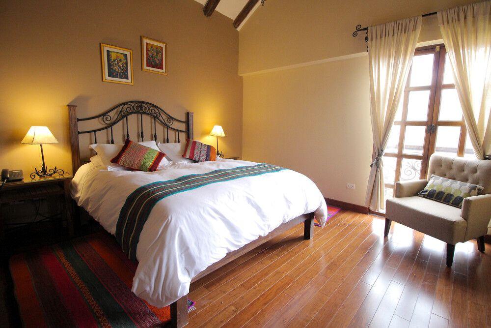 Llipimpac Guesthouse – Zimmerbeispiel