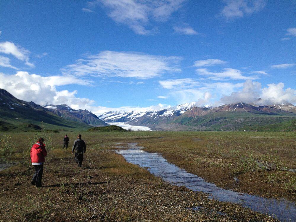 Mit dem Schulbus durch Alaska